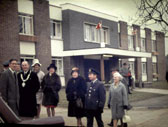 Opening of Ribe Court, 1970